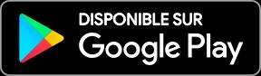 Bouton pour télécharger l'application cliente android